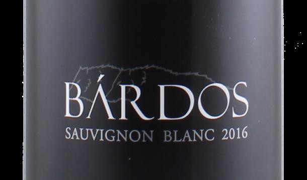 Bárdos Sauvignon Blanc 2016